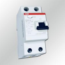 Устройство защитного отключения УЗО ABB FH202 AC-25/0,3